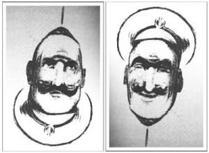 Турецкий паша и капитан