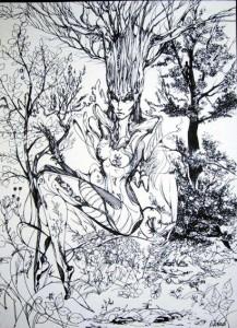«Духи леса»